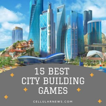 The Best 15 City Building Games For iOS  [2019]