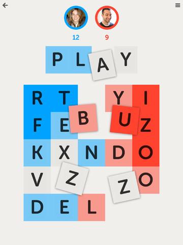 Letterpress - Word Game