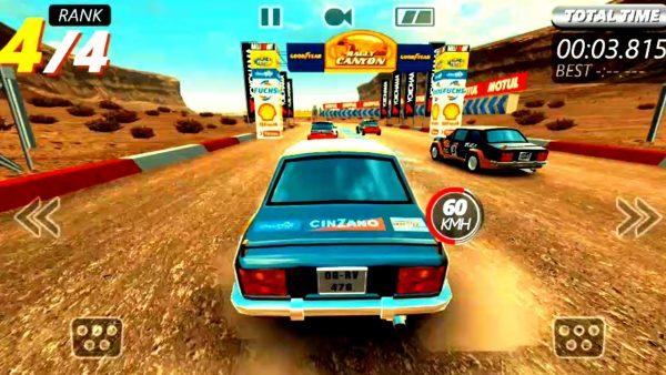 Rally Racer EVO