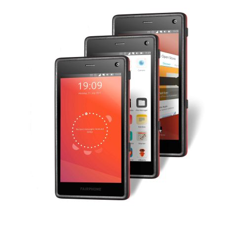 Ubuntu Touch OS and Ubuntu Mobile Phones