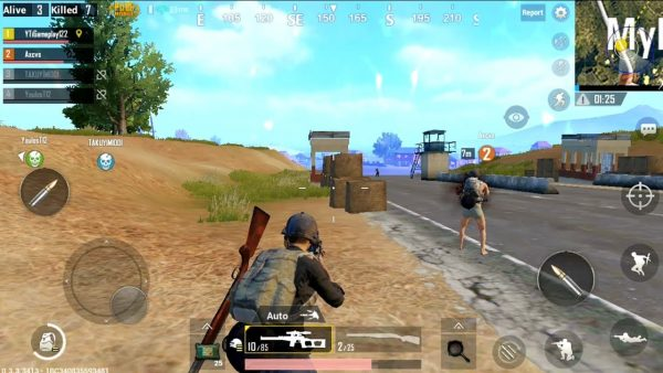 best third person shooter games for android free