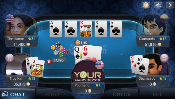 Live Holdem Pro Poker