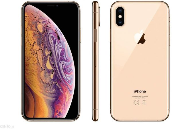 iPhone XS Max Rose Gold