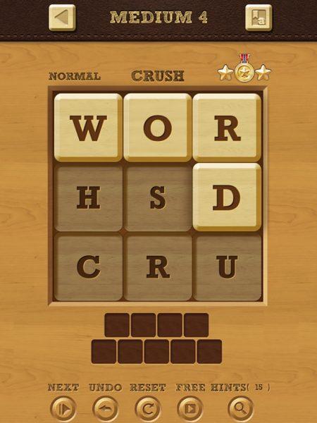 Word Crush: Hidden Words
