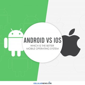 Android vs iOS: Ultimate Face-Off For The Best Mobile OS