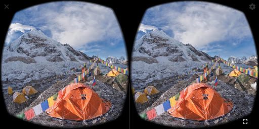 Expeditions VR feature