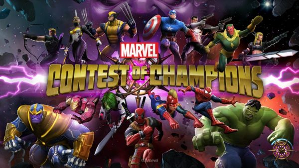 Contest of Champions is a FIghting Game that is licensed by Marvel