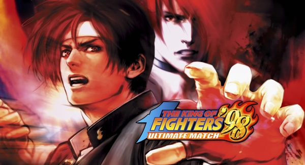 King Of Fighters is SNK's premier fighting game title
