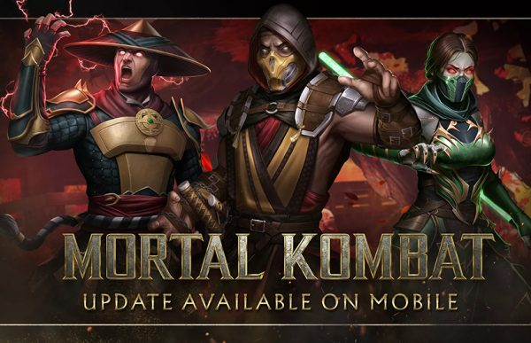 Mortal Kombat Fighting Game on Mobile