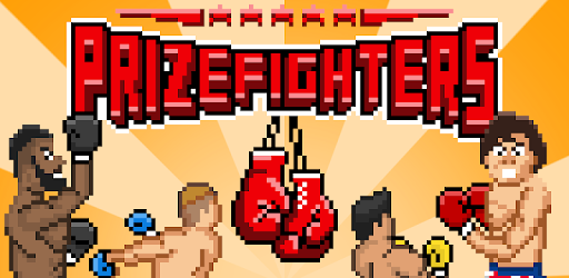 Prize fighters is a stylized boxing fighting game for mobile