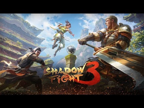 Shadow Fight 3 is a weapons-based fighting game