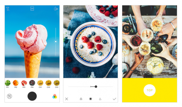 Foodie Photo Editor
