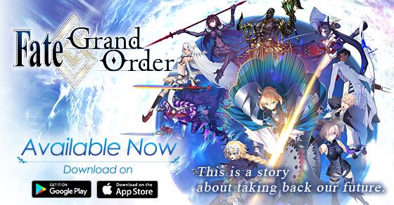 Fate: Grand Order