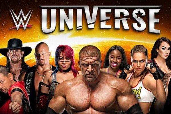 WWE Universe featuring current and past stars