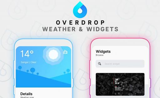 Overdrop Widgets