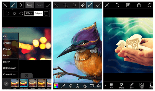 PicsArt Photo Editor on Android