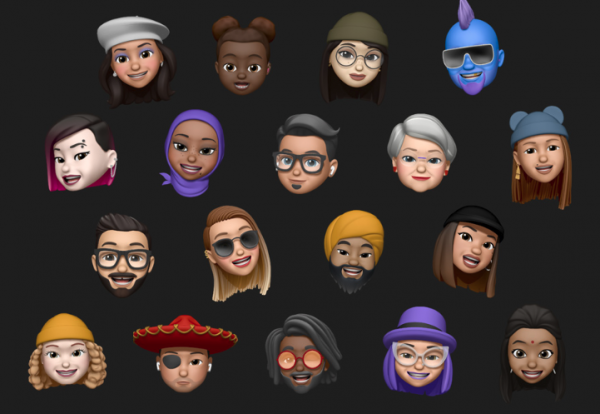 Apple latest Animoji