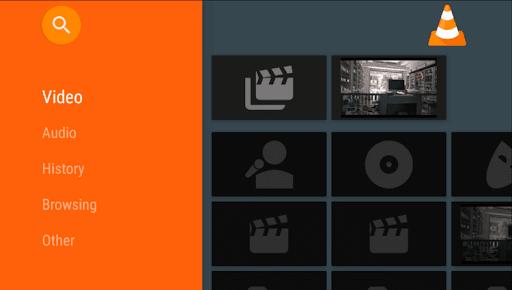 VLC Media Player on Android TV
