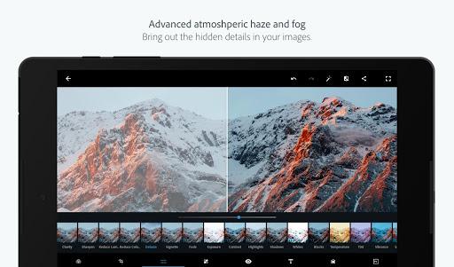 Adobe Photo editing app