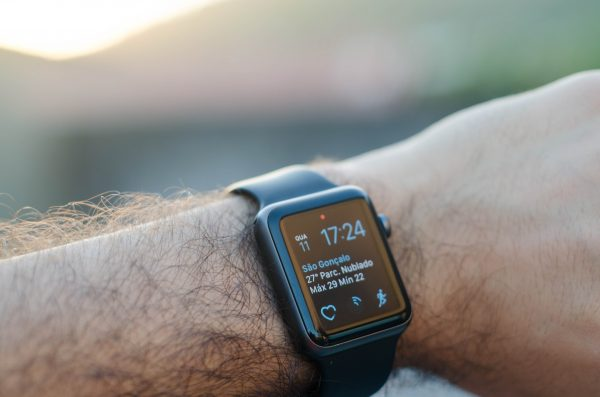 Apple Watch Health Monitor