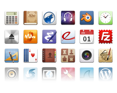 Pure OS applications