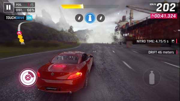 Asphalt 9 Touchdrive Gameplay