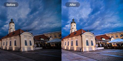 Fotor Editor Image Comparison