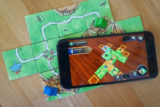Top 20 Board Games For Mobile
