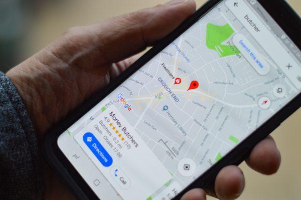 Google Maps Directory