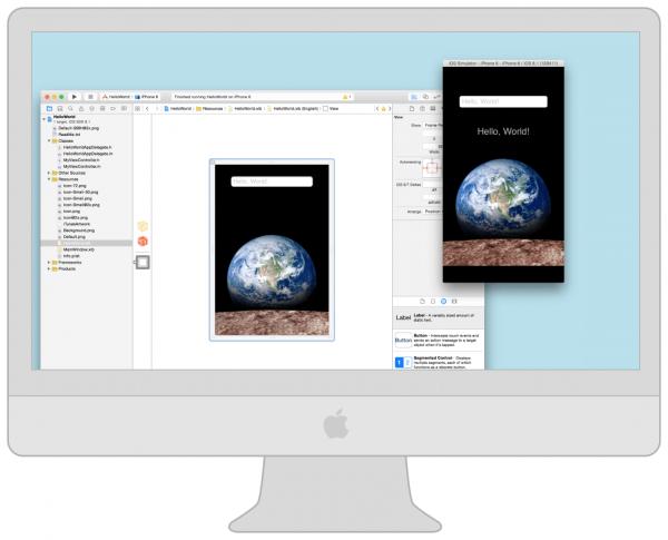 iOS Emulator - Xcode