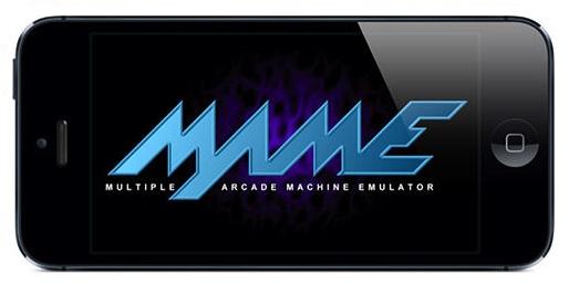 iOS Emulator - iMame