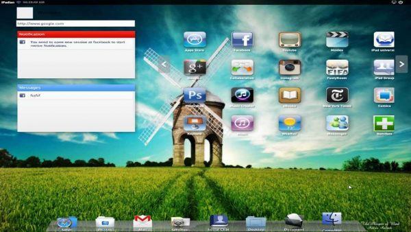 iOS Emulator - iPandian