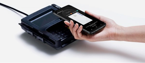 Mobile Payment via Samsung Pay
