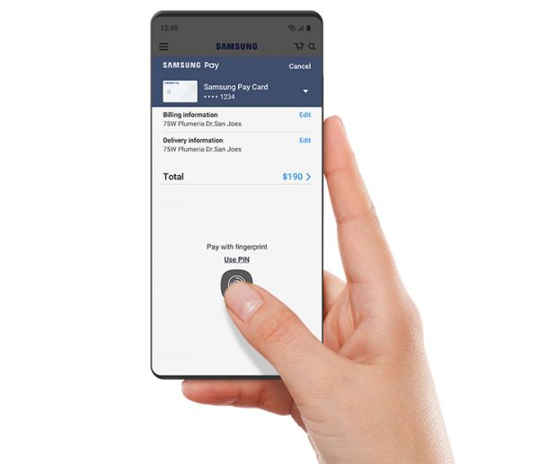 Samsung Pay's Security