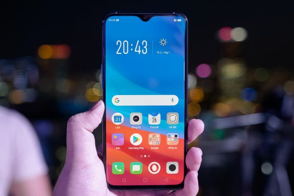 Android mobile phone widget customization