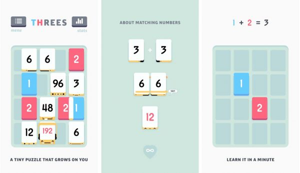 A game like candy crush that combine and match three puzzles