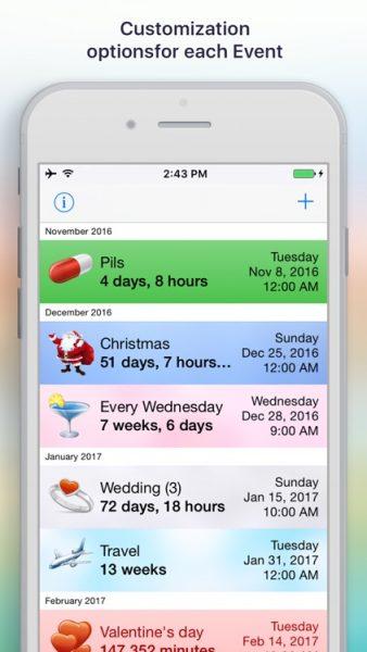 Reminder & Countdown