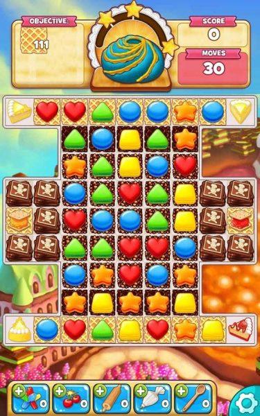 Cookie Jam Match 3 Games