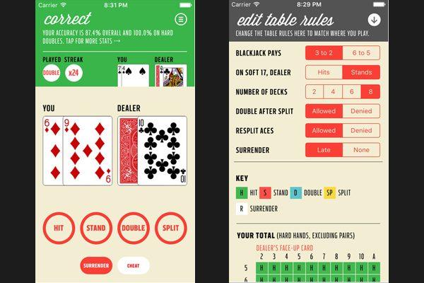 Blackjack Strategy Practice