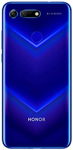 Honor View 20 Sapphire Blue Dual Sim 4K Camera Phone