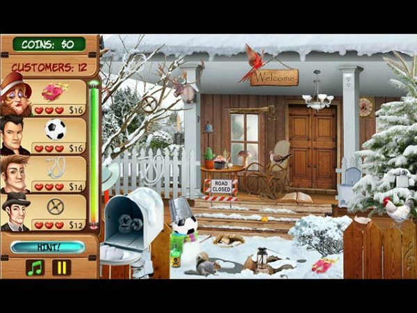 Home Makeover-Hidden Object