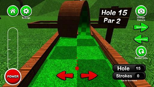 Mini Golf 3D Classic