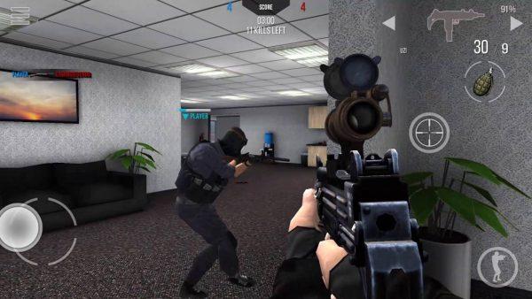 Modern Strike