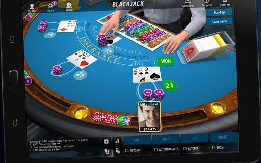 Blackjack 21: Blackjackist?