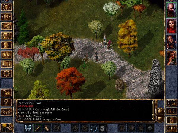 Baldur's Gate I and II