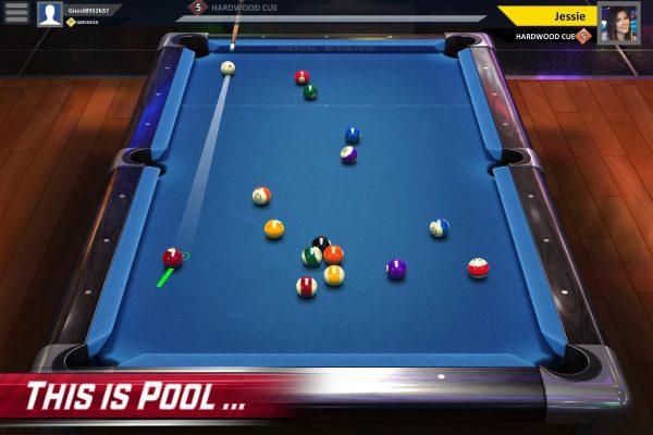 Pool Stars