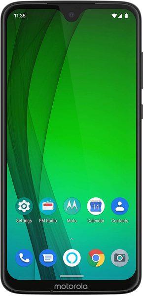 Motorola G7 4K Camera