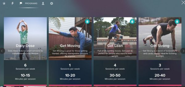 fitness app that stay motivates you to reach your fitness goals