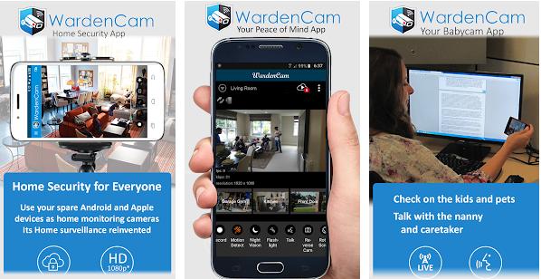 Warden Cam