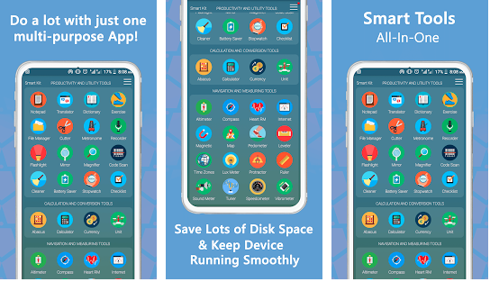 Smart Kit 360 Productivity apps